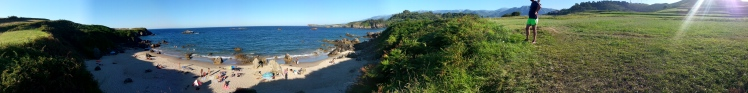 playa torimbia asturias asturies