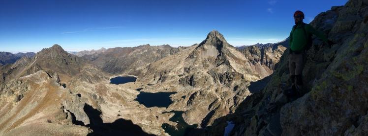 pico arriel valle de tena